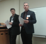 Matt Eshleman and Storm T. Heter (NASS 2015)